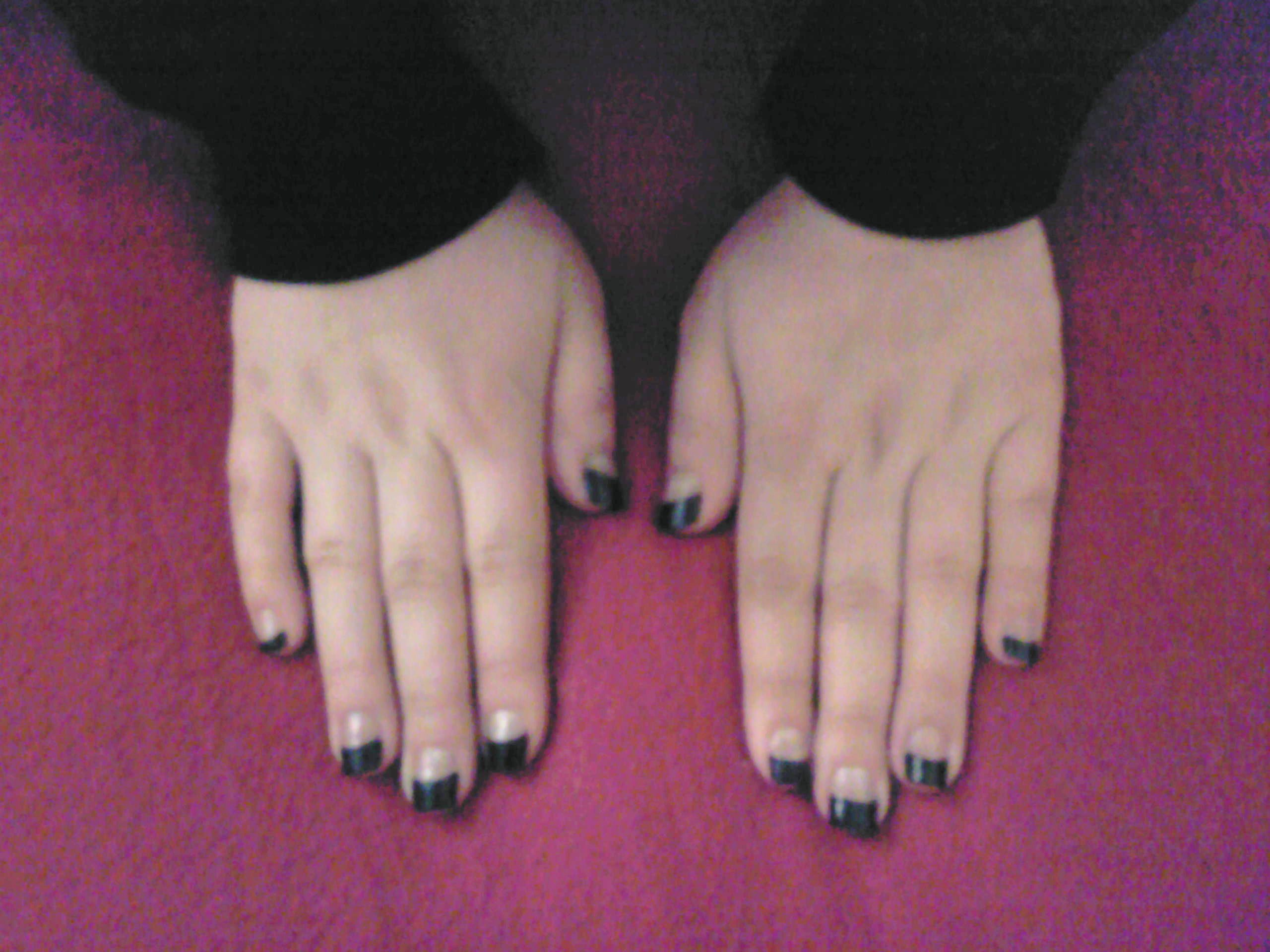 Acrylic Nails – Through the looking-glass
